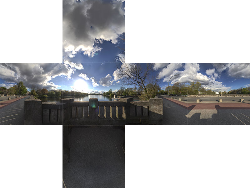 Cubemap Conversion