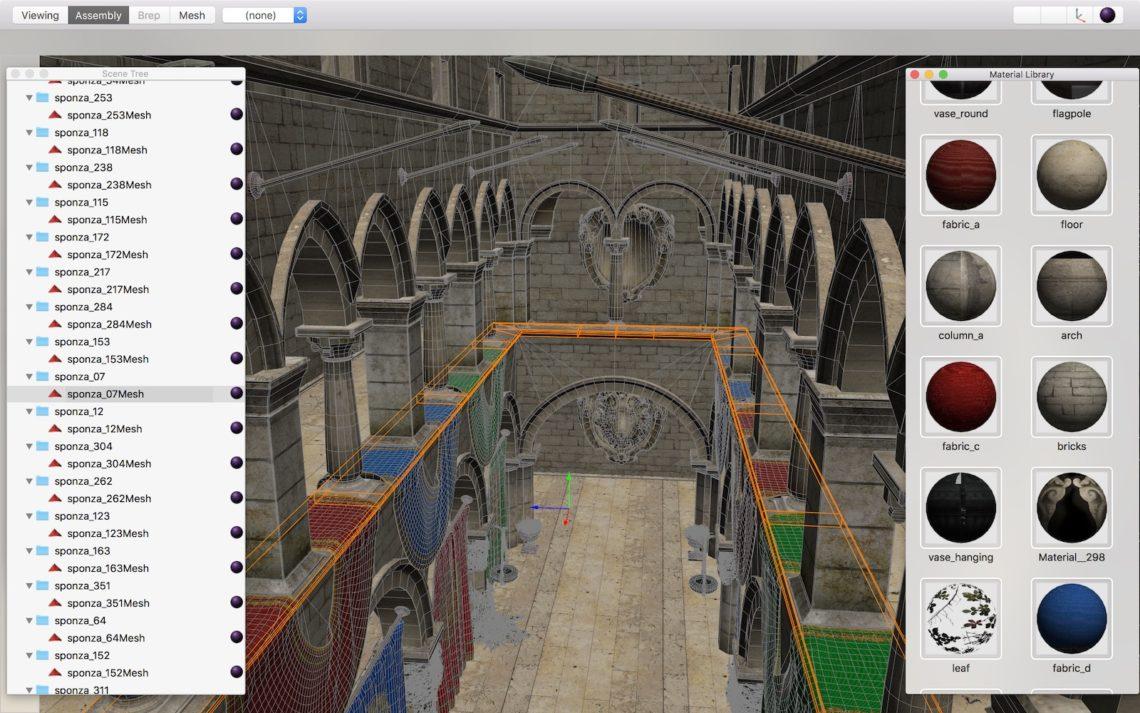 Shapeflow OSX Screenshot